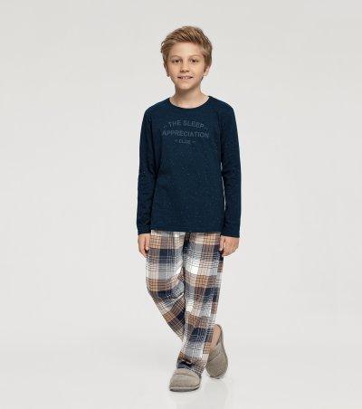 Pijama Manga Longa Infantil - 66329