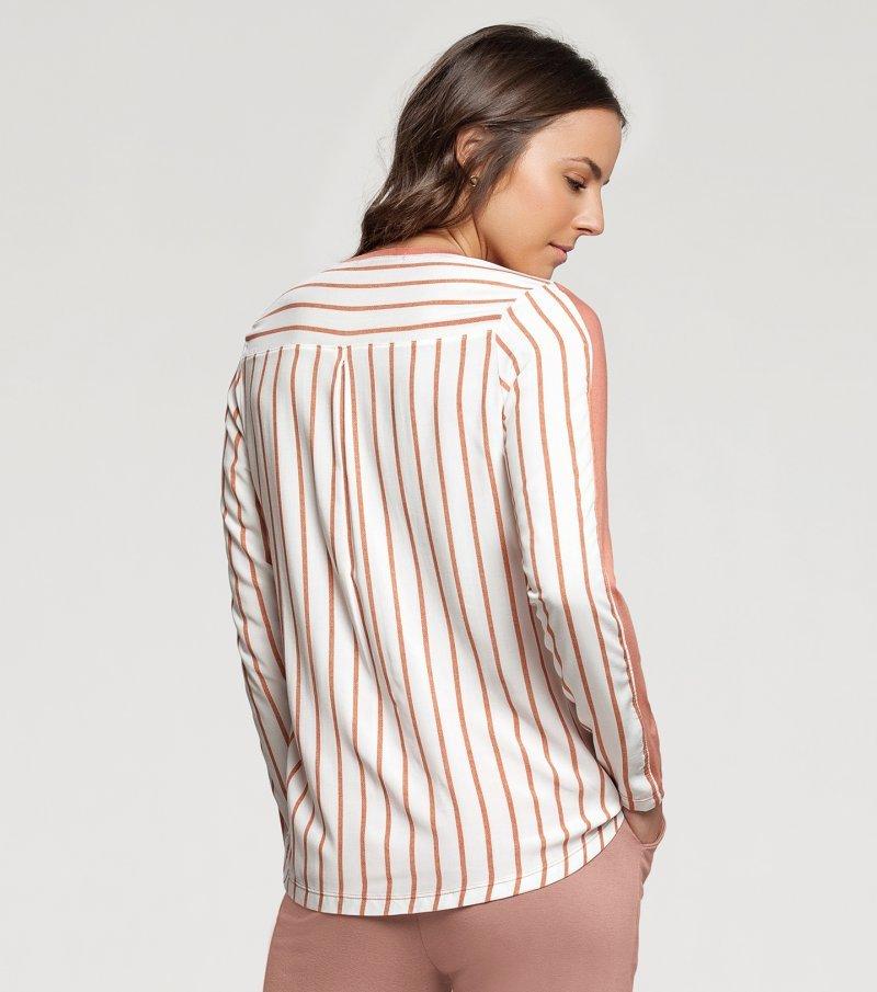 Pijama Manga Longa - 10970