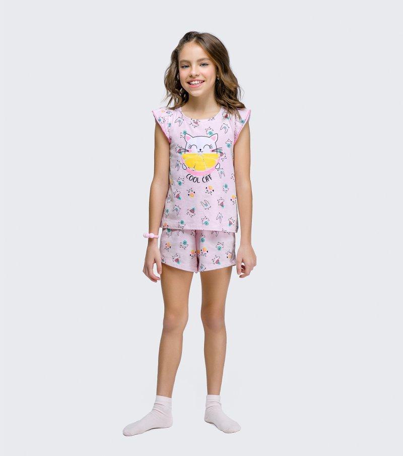 Short Doll Manga Curta Infantil - 67429
