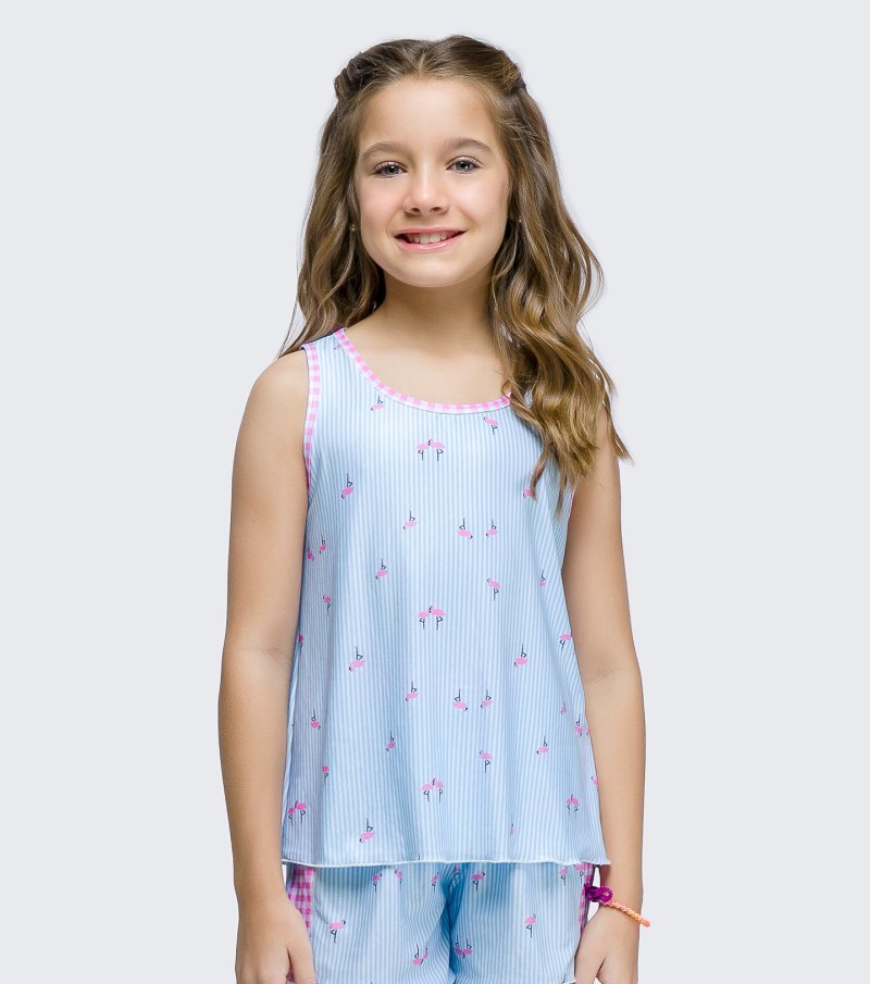 Short Doll Regata Infantil - 67428