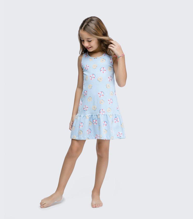 Camisola Regata Infantil - 67423