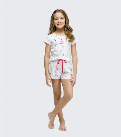 Short Doll Manga Curta Infantil - 67437