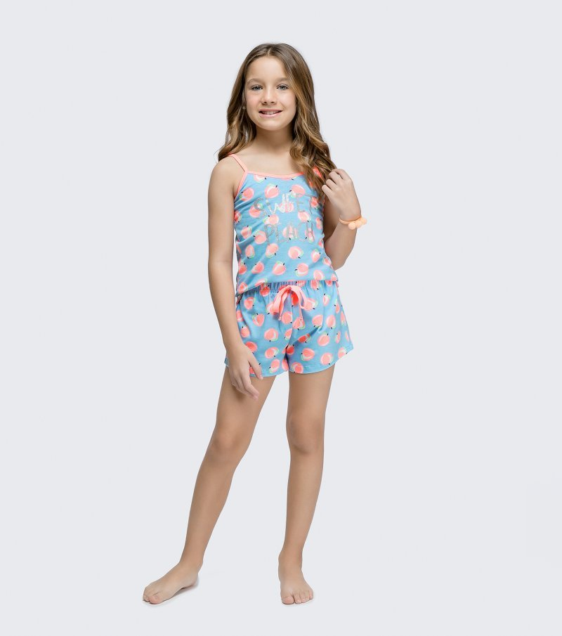 Short Doll Alça Infantil - 67419