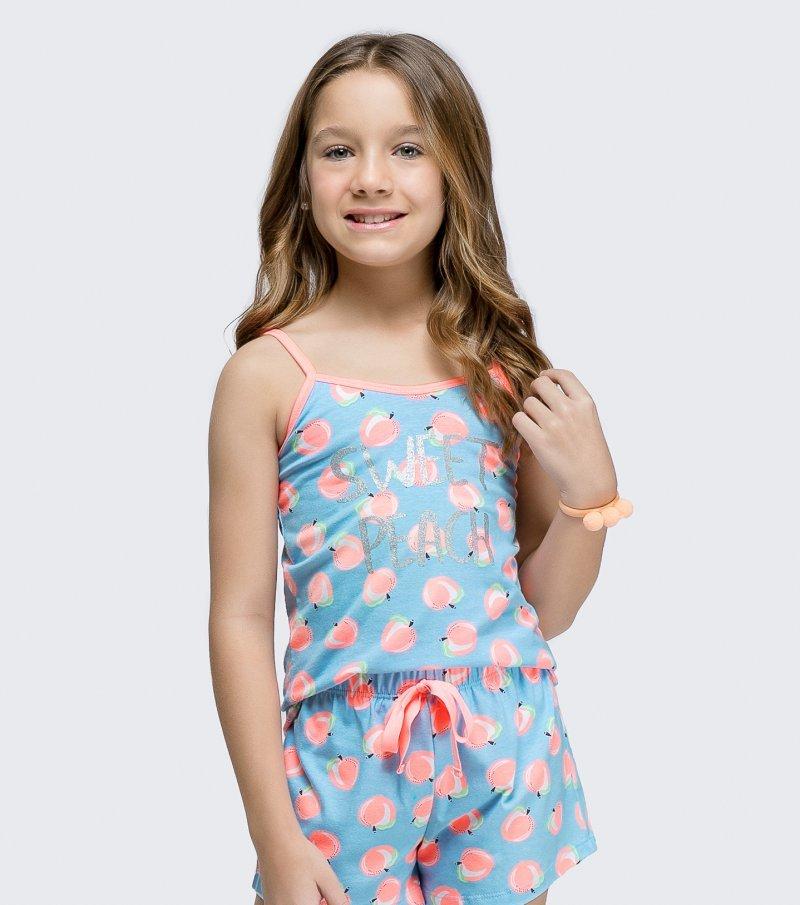 Short Doll Alça Infantil - 67419