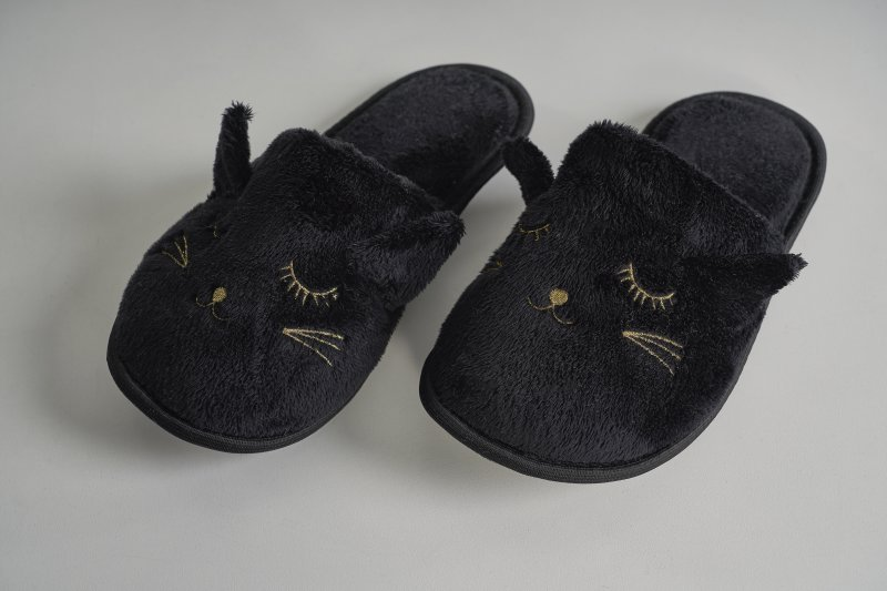 Pantufa Cat Adulto - 25163