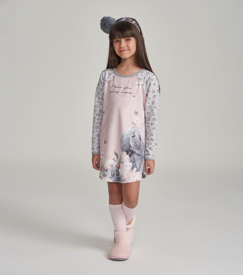 Camisola Manga Longa Infantil - 67462