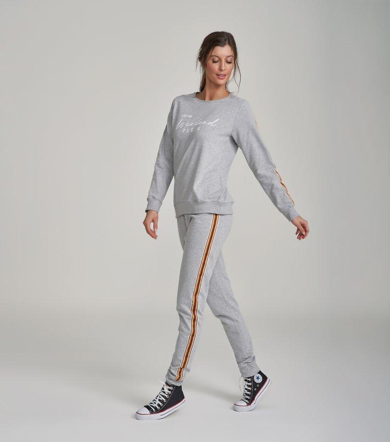 Pijama Manga Longa - 12306