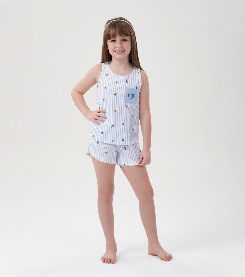 Short Doll Regata Infantil - 67482