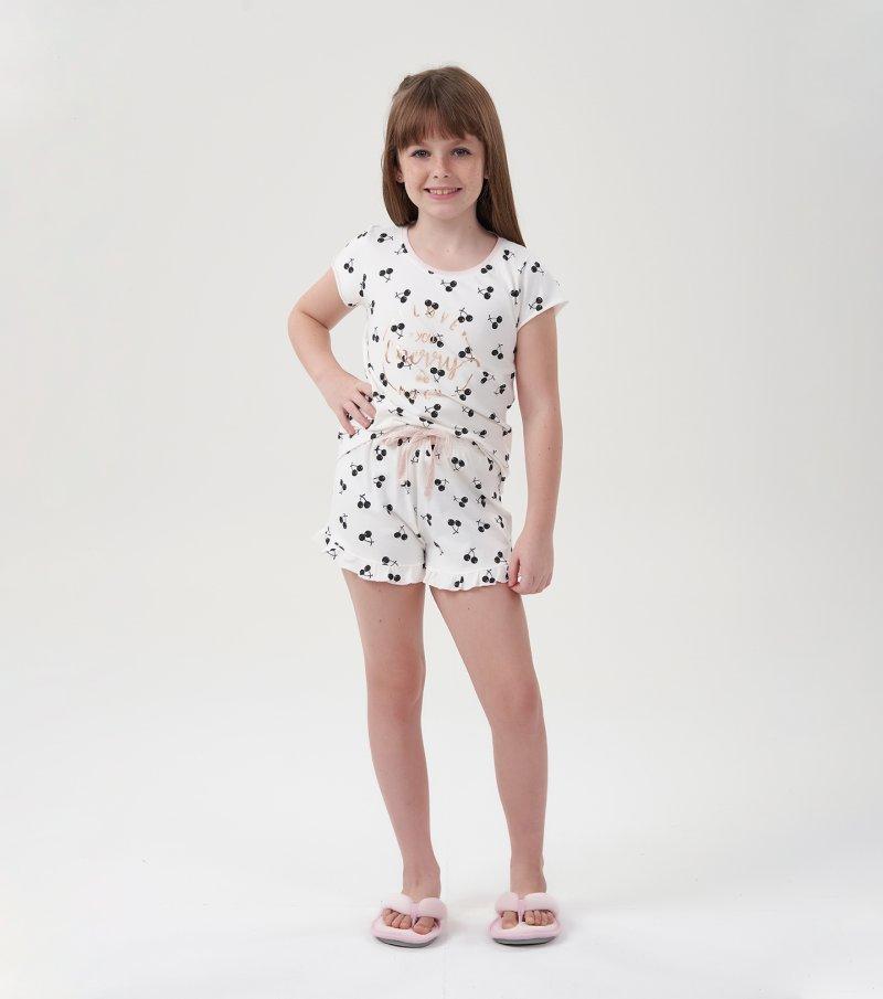 Short Doll Manga Curta Infantil - 67484
