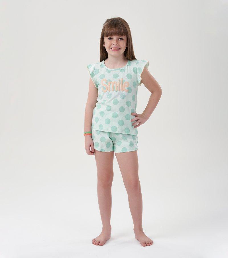 Short Doll Manga Curta Infantil - 67487
