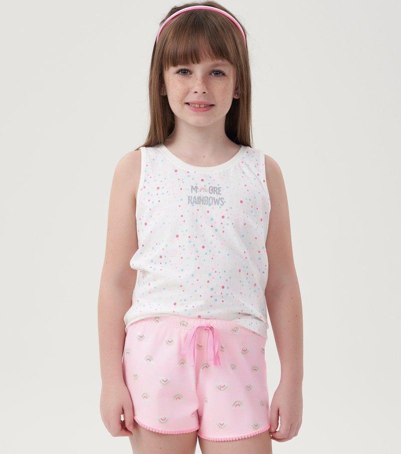 Short Doll Regata Infantil - 67499