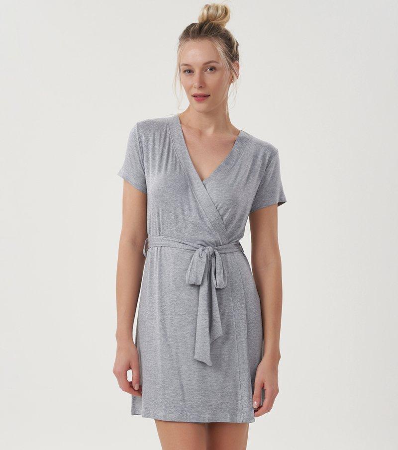 Robe Manga Curta - 50031-S21