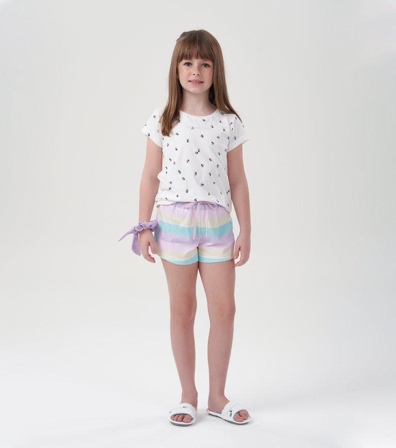 Short Doll Manga Curta Infantil - 67502