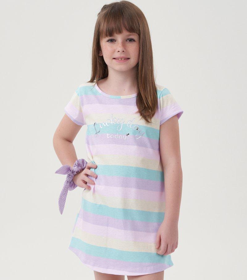 Camisola Manga Curta Infantil - 67503