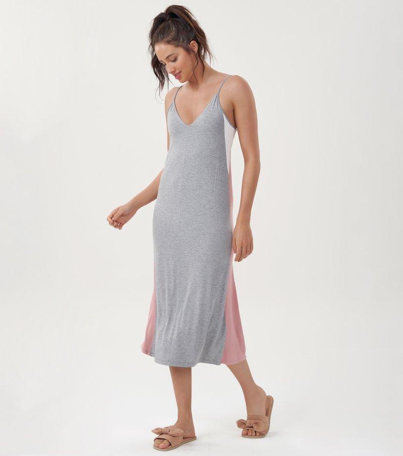 Dress Midi De Alça - 12481