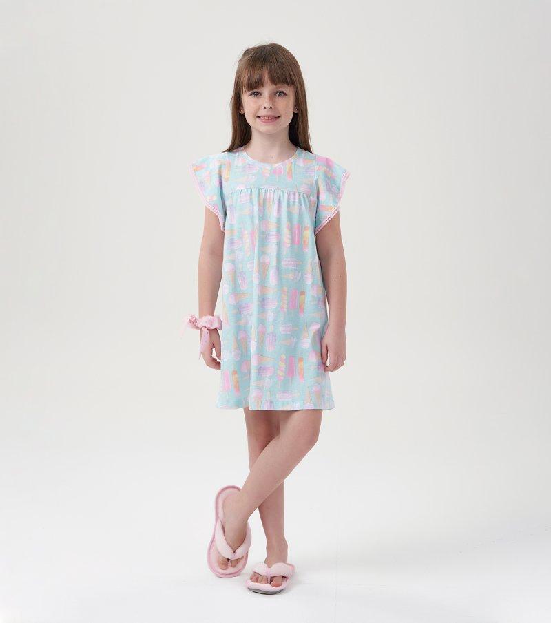 Camisola Manga Curta Infantil - 67473