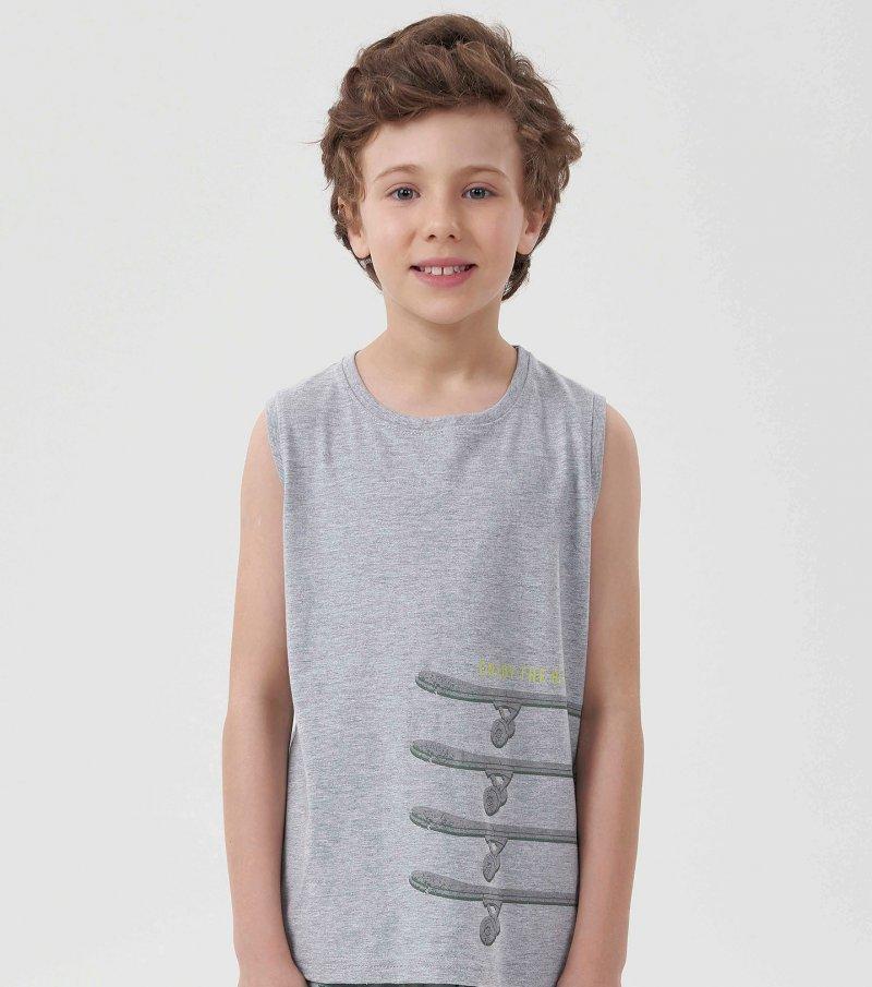 Pijama Regata Infantil - 66377