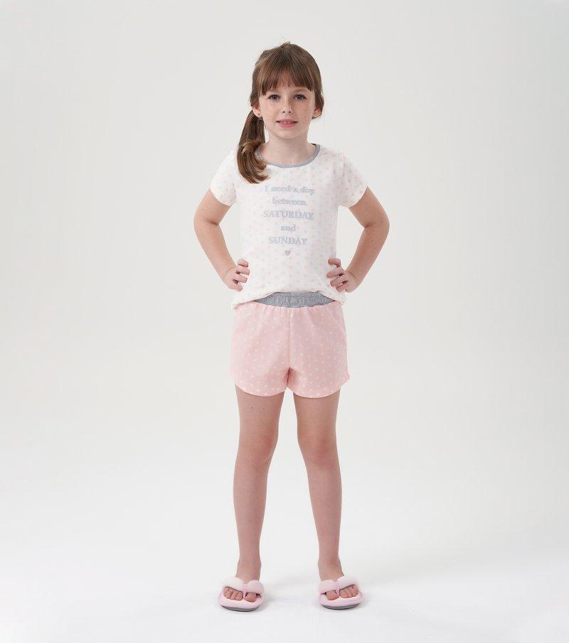 Short Doll Manga Curta Infantil - 67504