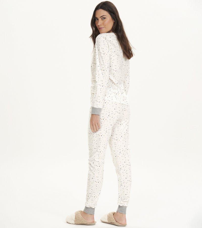 Pijama Manga Longa - 12496