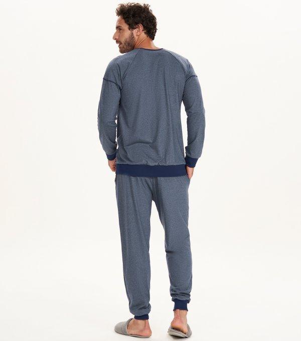 Pijama Manga Longa - 30071