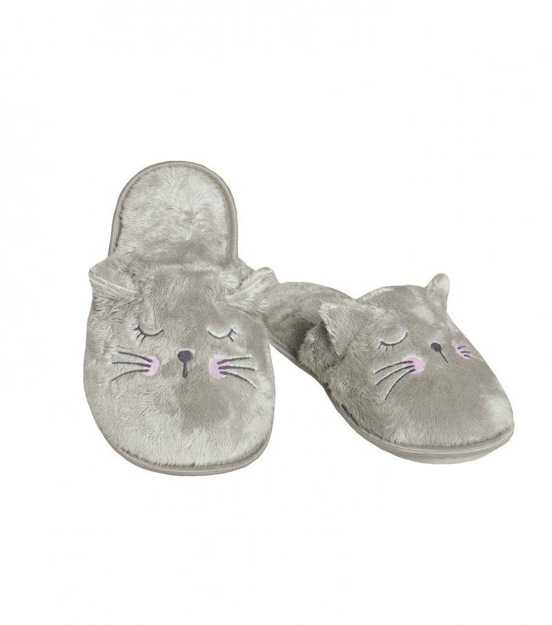 Pantufa Cat Infantil - 25208
