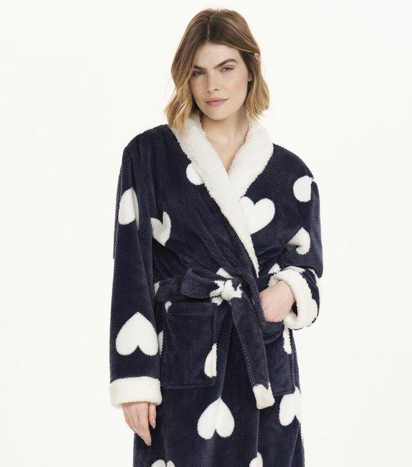 Robe Manga Longa - 12502