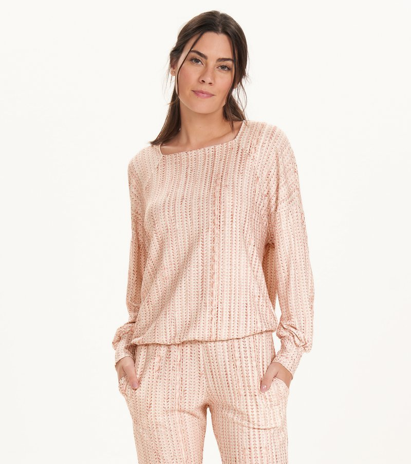 Pijama Manga Longa - 11150