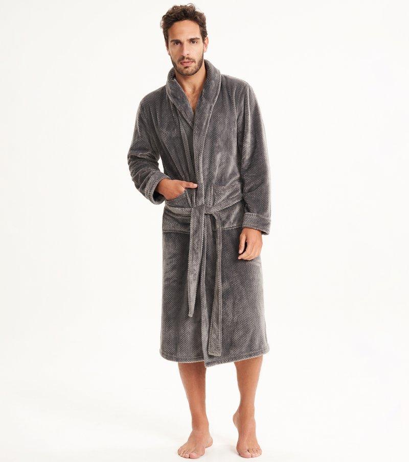 Robe Manga Longa Masculino - 30078