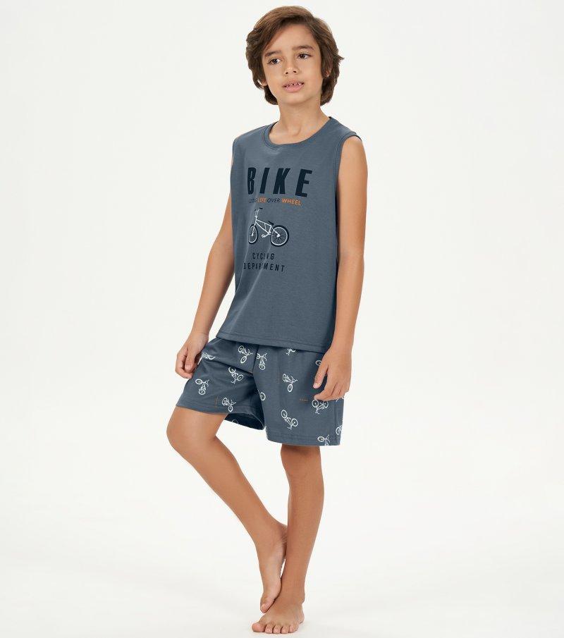Pijama Regata Infantil - 66398
