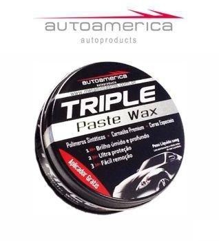 CERA TRIPLE WAX AUTO AMERICA 100G