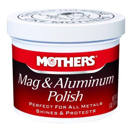 POLIDOR DE METAIS MAG & ALUMINUM POLISH 141G MOTHERS
