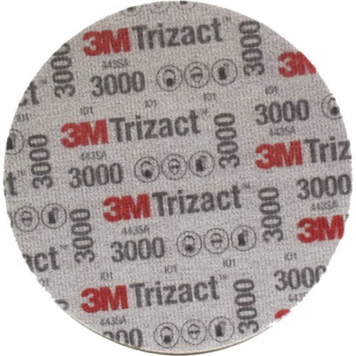 DISCO TRIZACT P3000 3M 152MM