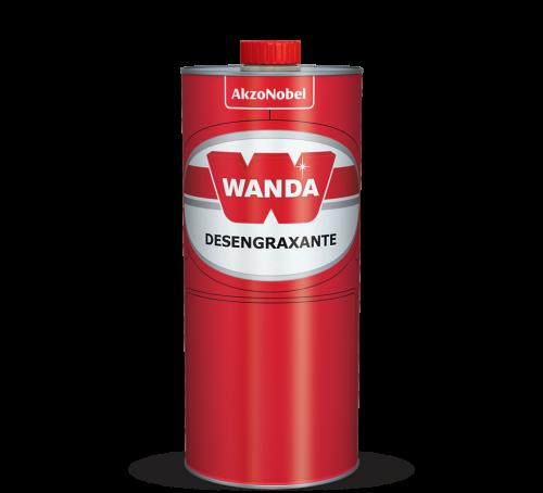 SOLUCAO DESENGRAXANTE WANDA 0,9L