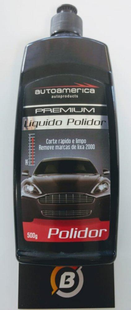 LIQUIDO POLIDOR AUTOAMERICA 500ML