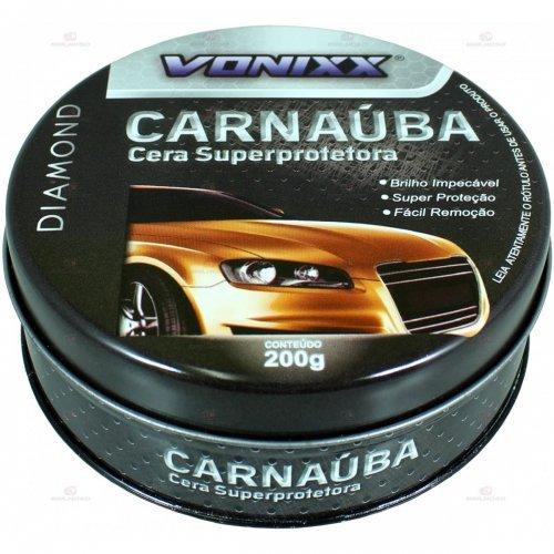 CARNAUBA SUPERPROTETORA 200G VONIXX