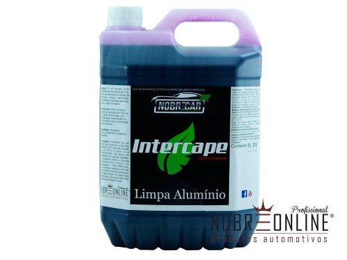 INTERCAPE LIMPA ALUMINIO 5L NOBRECAR