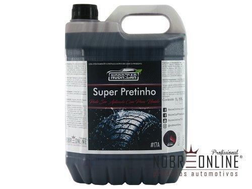 SUPER PRETINHO 5L NOBRECAR