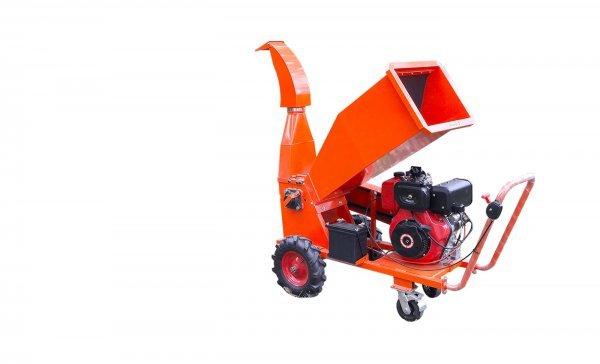 Triturador de Galhos BIO 130 D