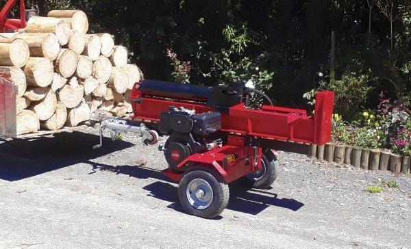 Rachador de Toras a Diesel RTD 06