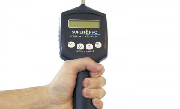 Medidor de Umidade e Temperatura Pró-Agro 100