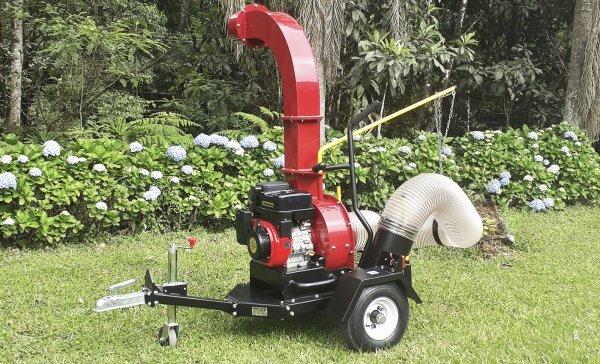Aspirador Triturador de Folhas a gasolina ATF 22