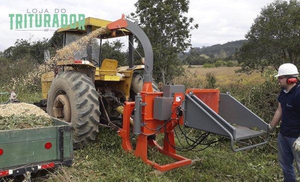 Triturador de Galhos PDU 1500 T
