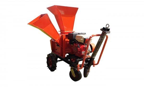 Triturador de Galhos com moinho Bio 800 G