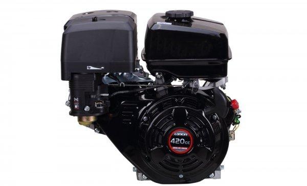 Motor a Gasolina para máquinas com eixo horizontal - 15 HP 420cc