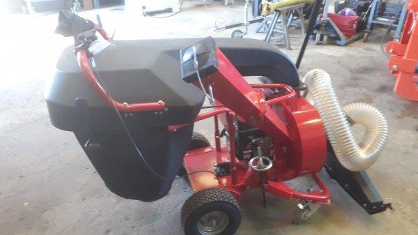 Aspirador de Folhas a Gasolina e Triturador ATF – 50