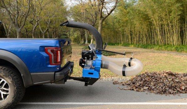Aspirador de Folhas a Gasolina e Triturador ATF – 22 C