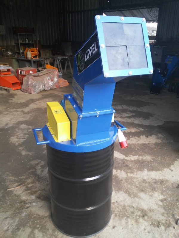 Triturador de Vidro para Reciclagem TVT 50