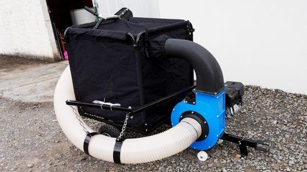 Aspirador de Folhas a gasolina ATF 55 p/ Cortador Trotter dirigível