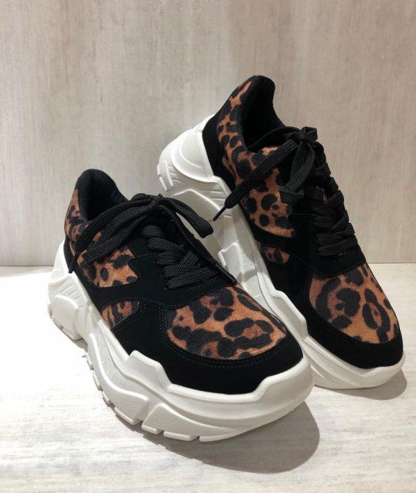 Tênis Chunky Sneakers Onça