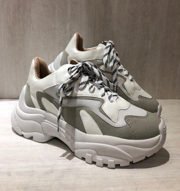 Tênis Chunky Sneakers Branco